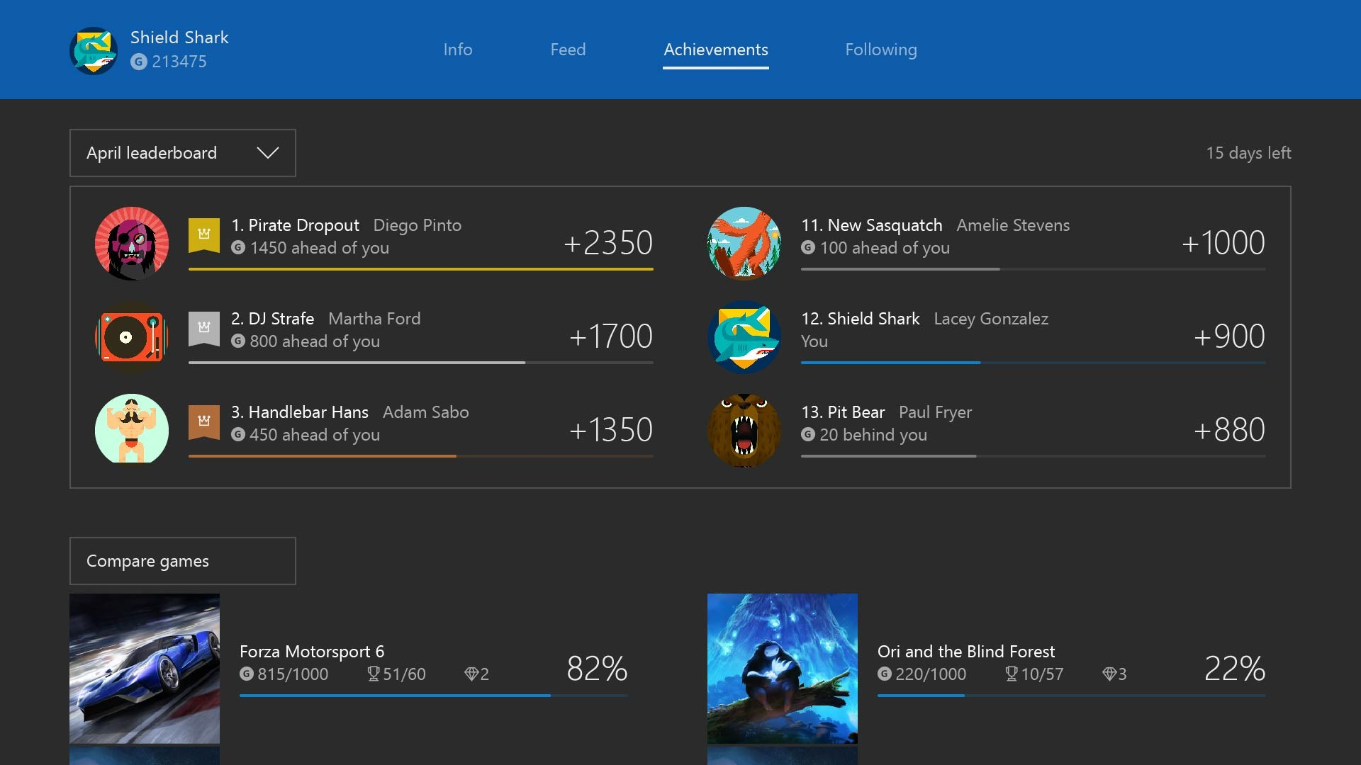 Gamerscore-screenshot