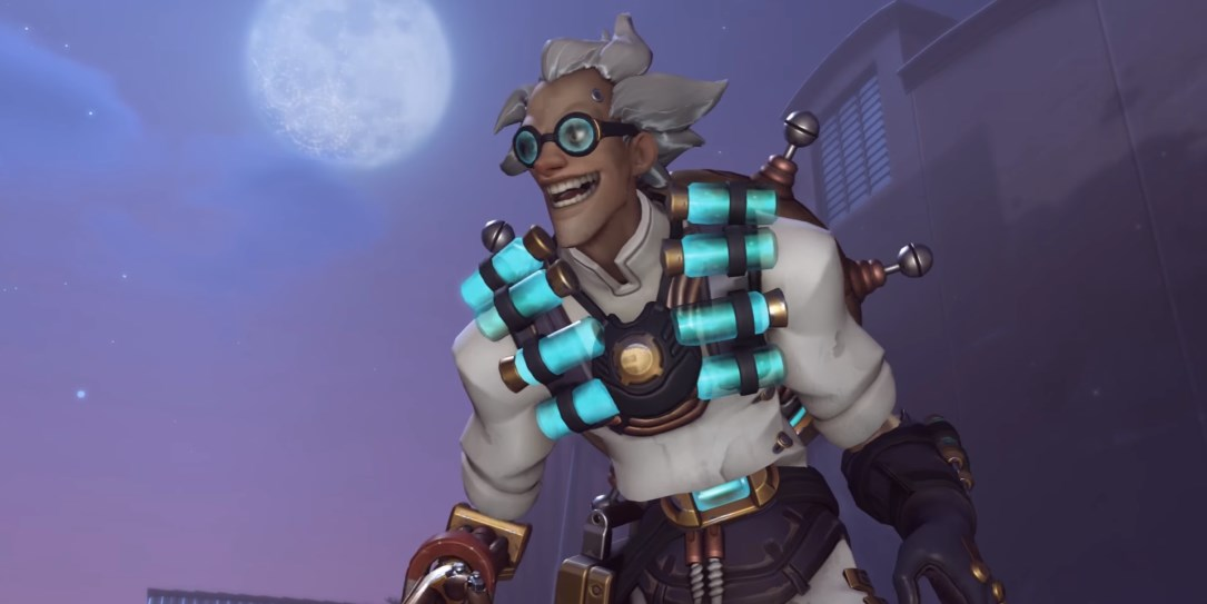 Dr. Junkenstein awaits