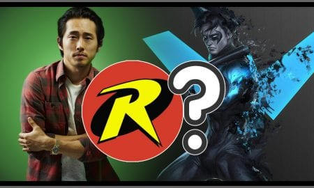 Could Robin/Nightwing be Asian in the next Batman film?