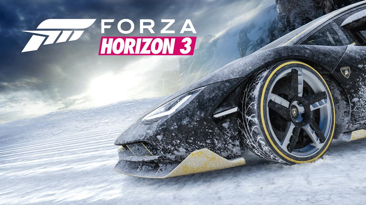 Forza Horizon 3 Getting Winter Themed Expansion