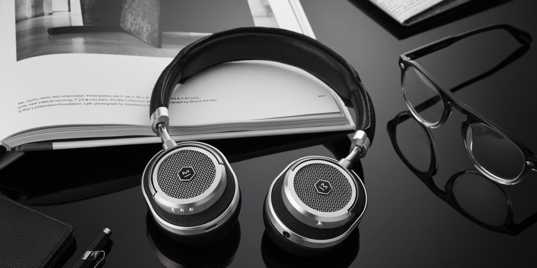 Master & Dynamic's second pair of wireless headphones feature USB-C, quick charging