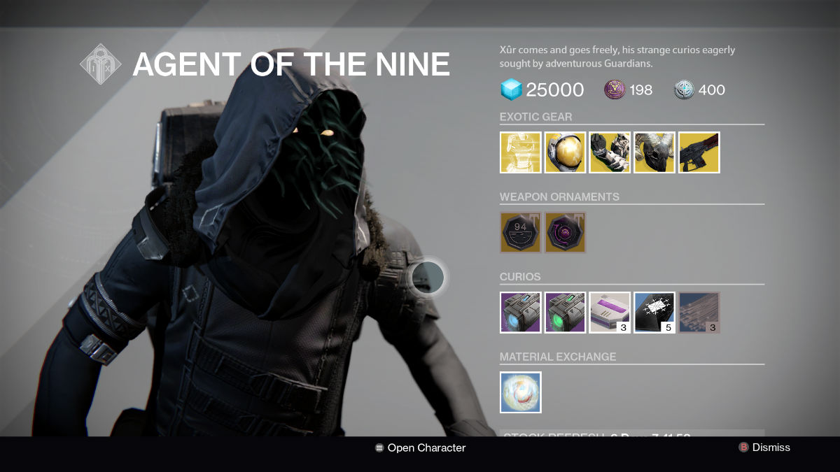 xur-exotics-nov-4-6