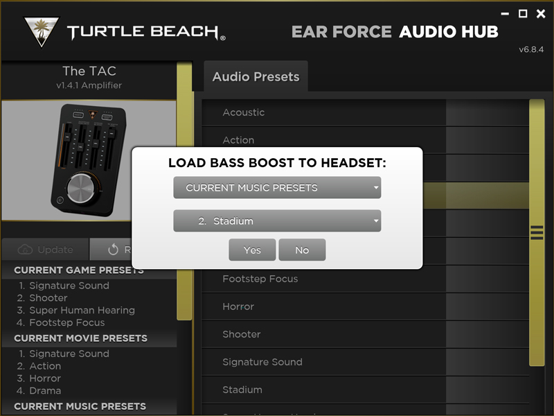 Ear-Force-Audio-Hub-Load-Preset