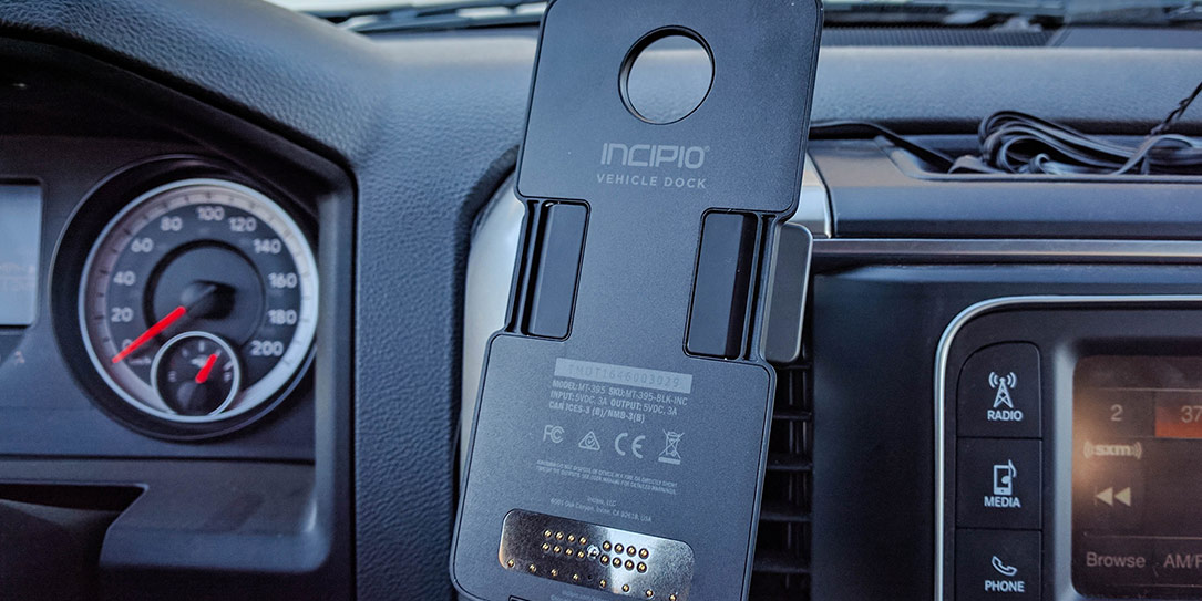 Incipio-Vehicle-Dock-Moto-Mod-review
