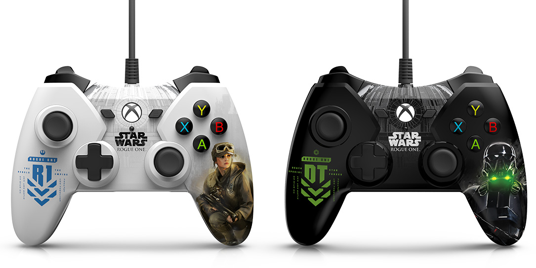 Rogue-One-Xbox-One-Controllers
