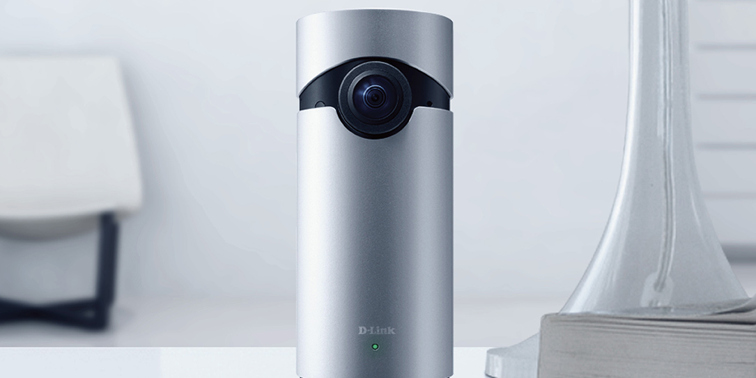 With CES 2017 in full swing, D-Link continues to unveil new tech, this time with its first HomeKit enabled camera.