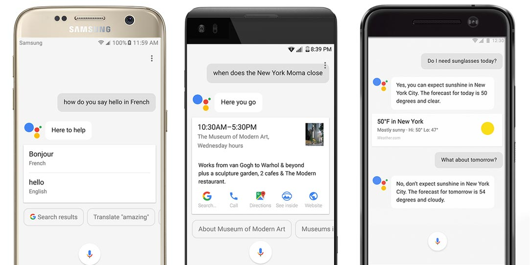 Google-Assistant-Android-devices