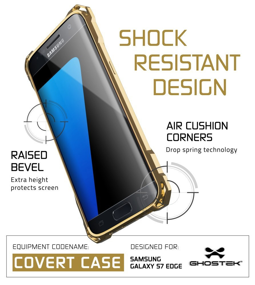 Samsung cases for S6 Edge and S7 Edge: We review Ghosteku2019s range