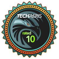 Techaeris Rated 10/10