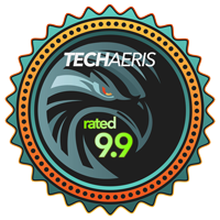 Techaeris Rated 9.9/10