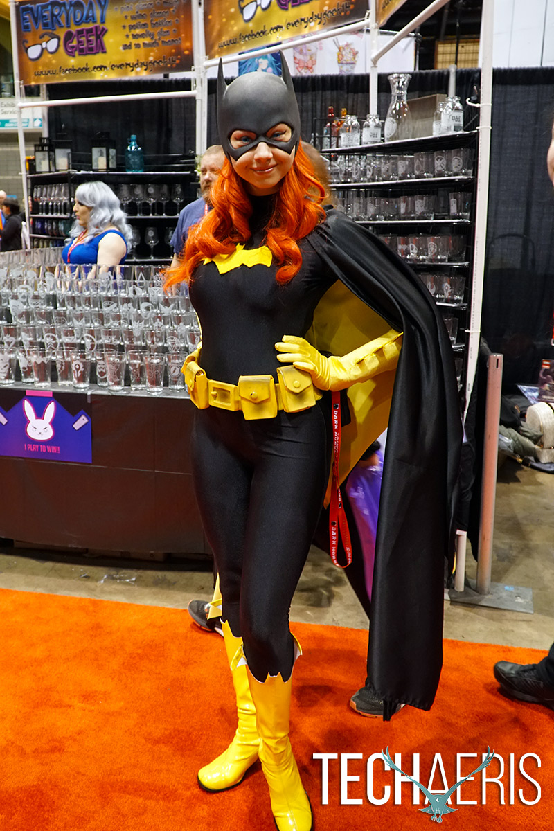 Here S Just A Few Of The Cosplay Costumes At C2e2 This Year