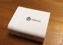 iClever BoostCube Dual USB Wall Charger