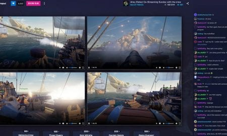 Mixer-co-streaming