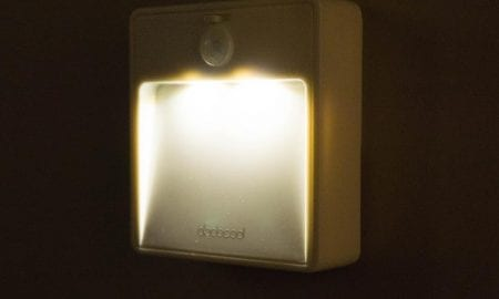 dodocool-Battery-powered-Motion-Sensor-Night-Light-review