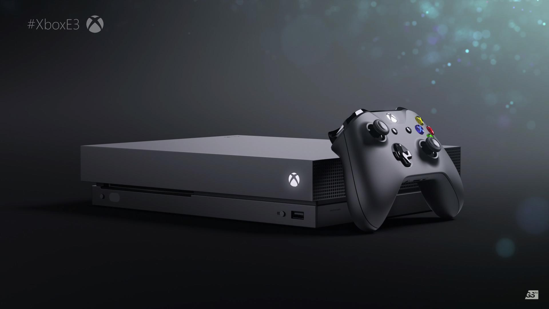 Xbox One X Console to Be Available for Pre-Order Soon