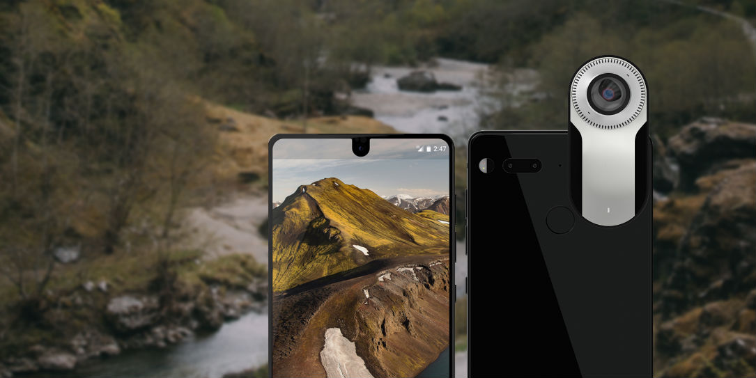 Andy Rubin's Essential Phone will be a Telus exclusive in Canada