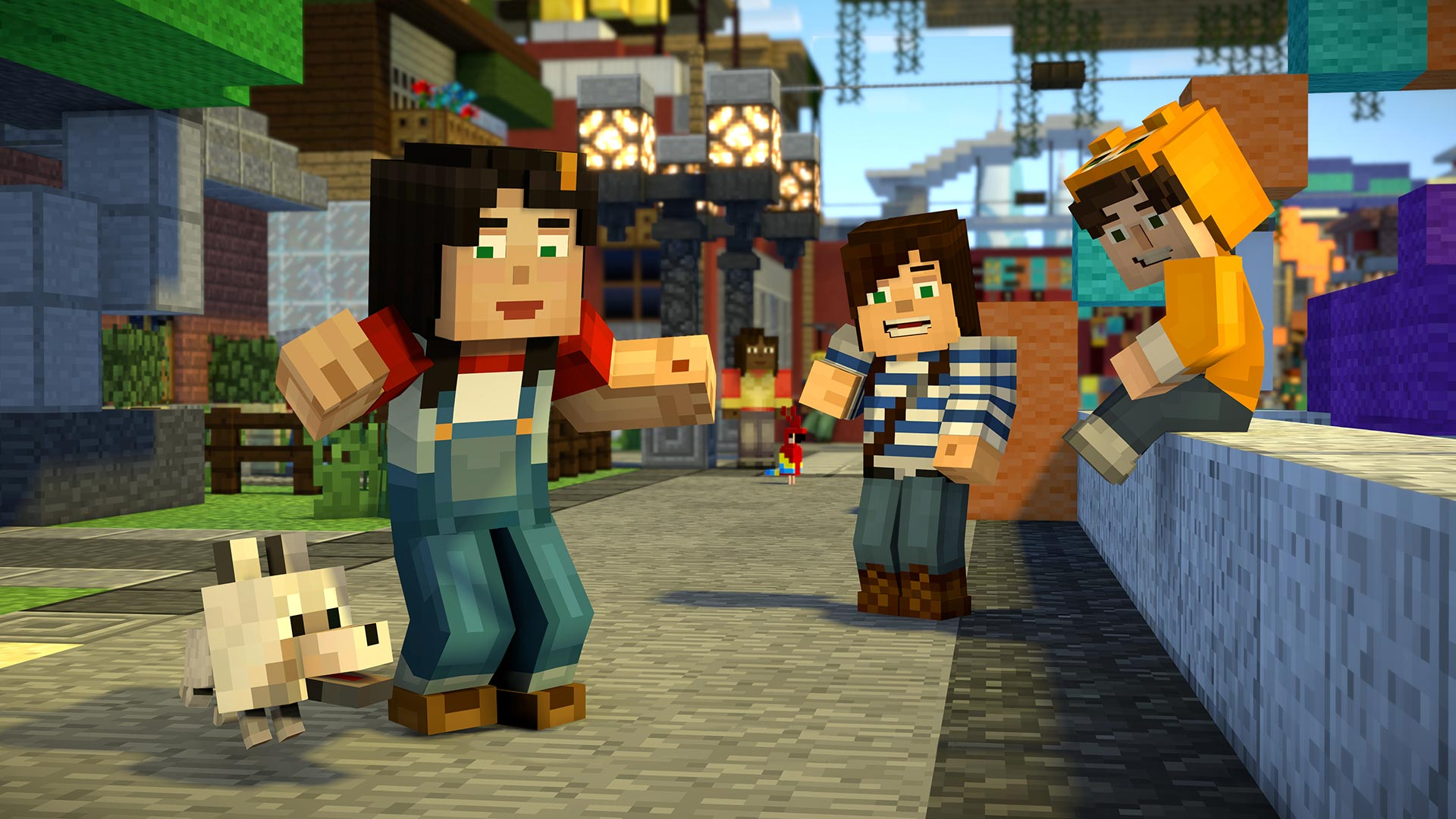 'Minecraft: Story Mode - Season 2' (ALL) Kicks Off Next Month