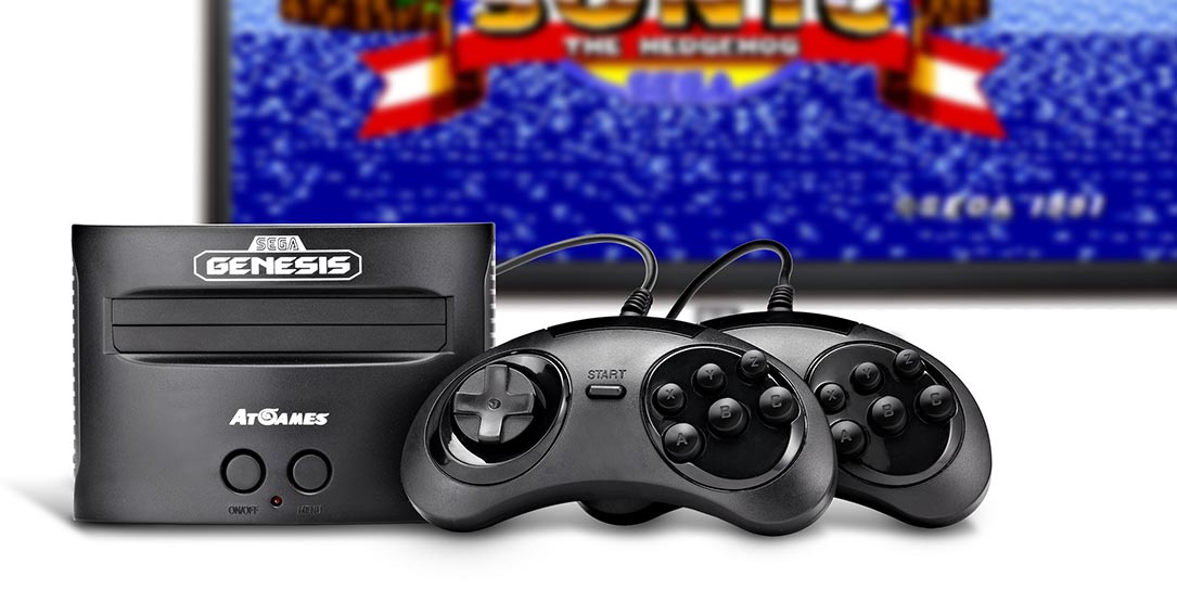 Atari and Sega retro consoles chase NES Classic success