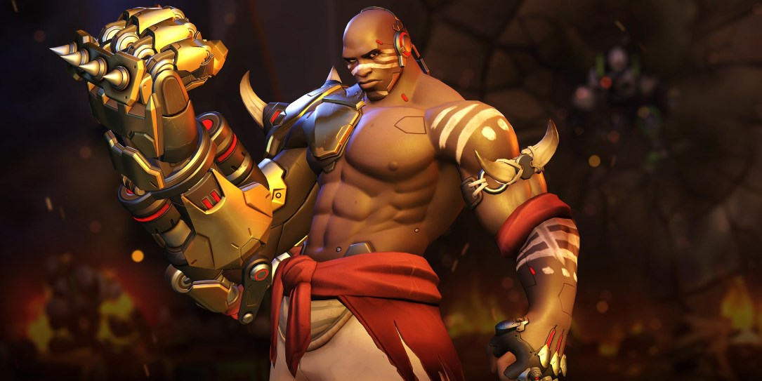 Blizzard Officially Teases Long-Awaited Overwatch Character Doomfist