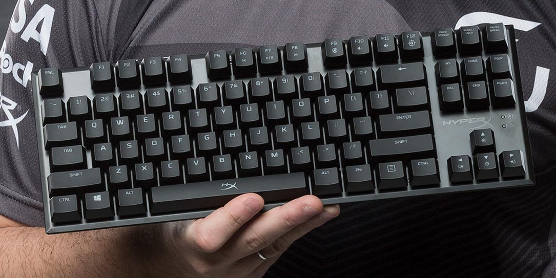 HyperX-mechanical-gaming-keyboard