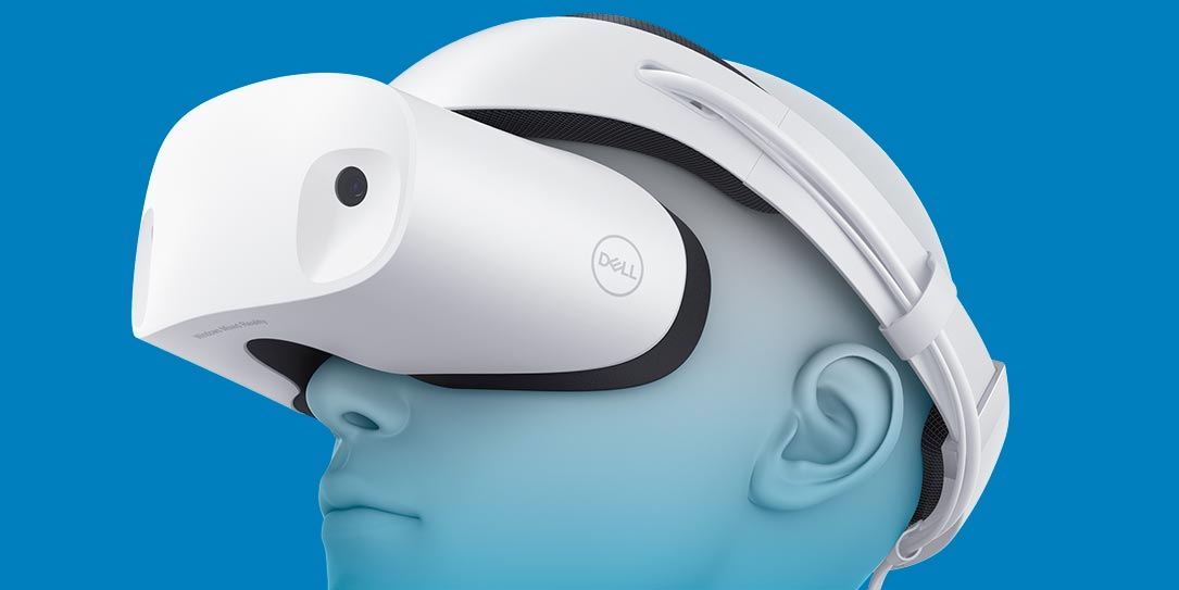 Dell-Visor-mixed-reality-headset