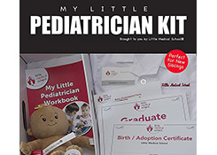 My Little Pediatrician Kit