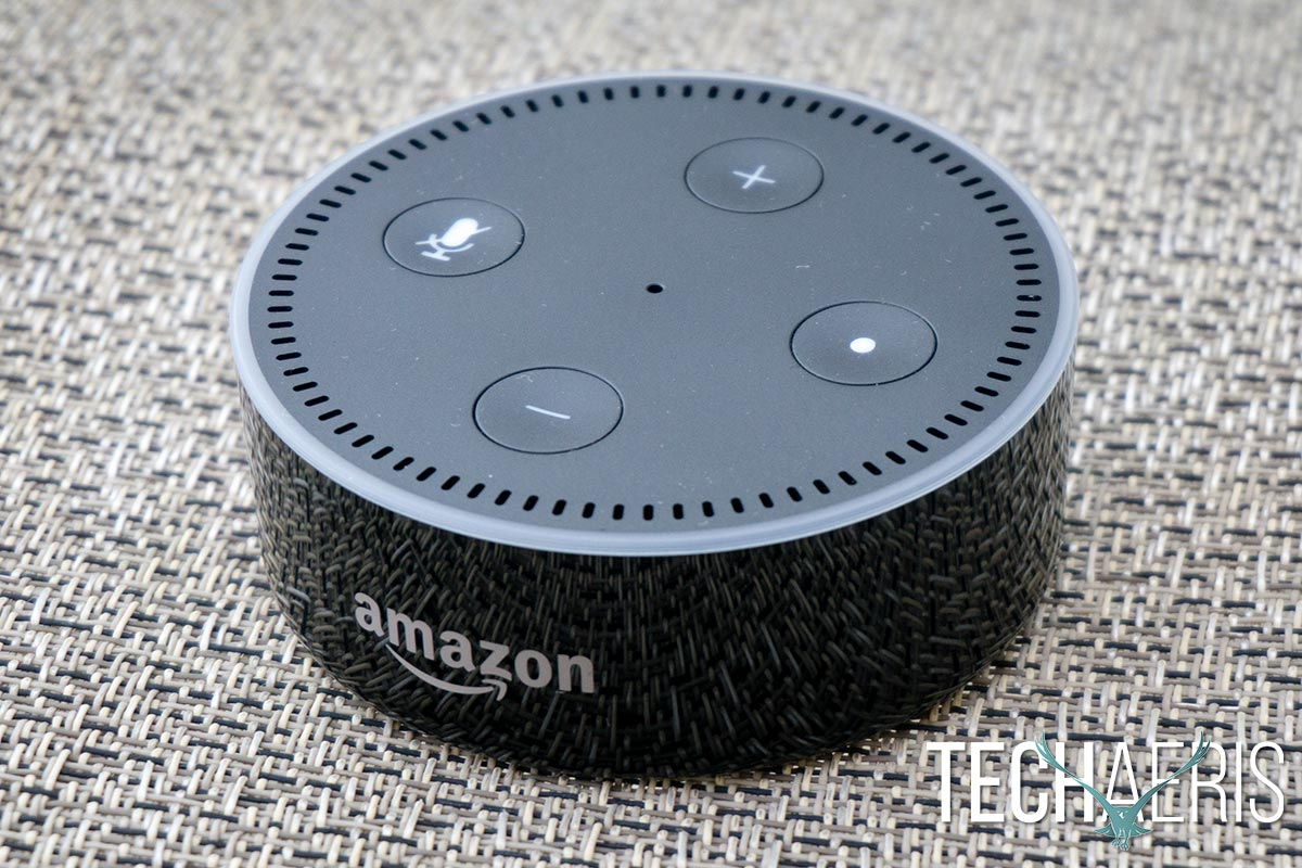 Skinit-review-Amazon-Echo-Dot-03 smart home device