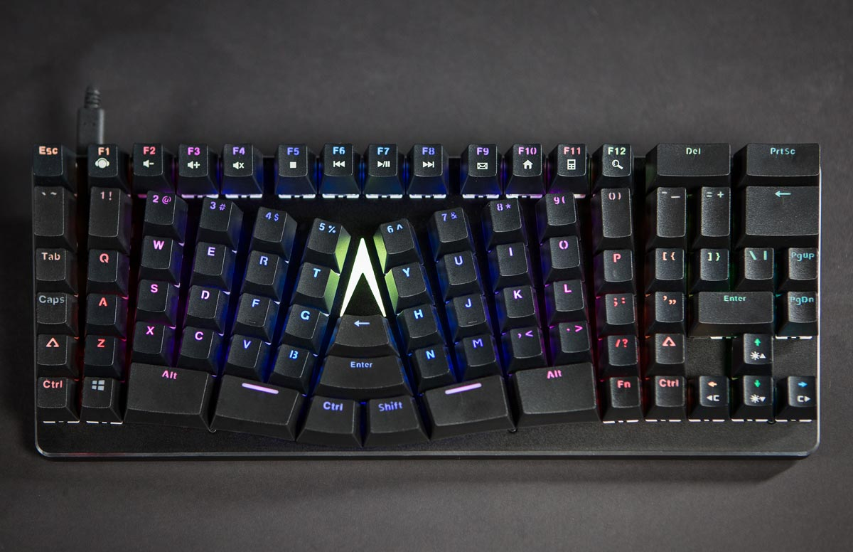 K-Bows-mechanical-keyboard-top-view