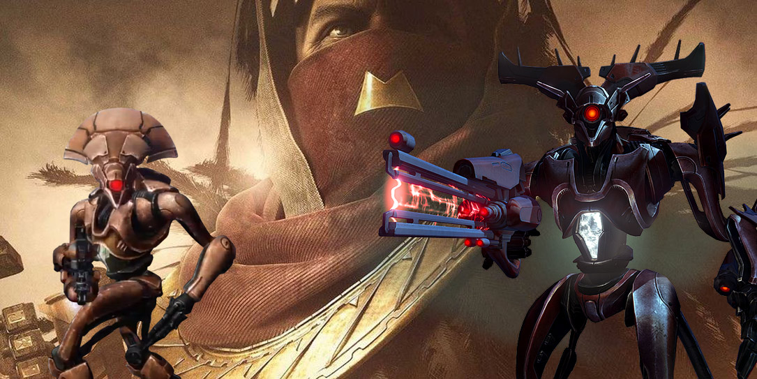 Curse of Osiris will have new Vex enemy types.