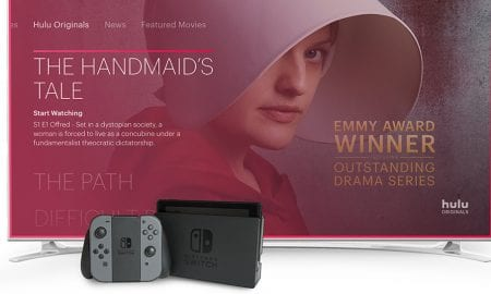 Hulu and Nintendo are bringing the streaming service to the Switch