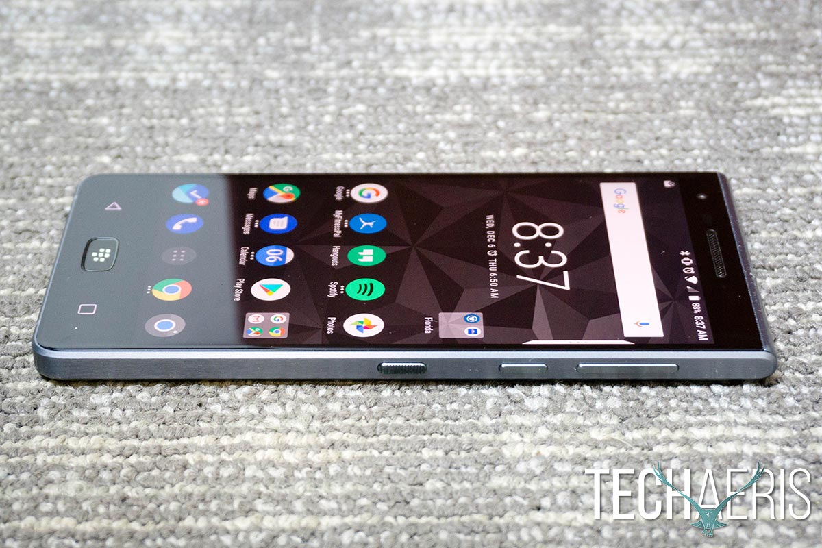 Blackberry Motion Review A Well Built Ip67 Rated Mid Range Phone With Fantastic Battery Life