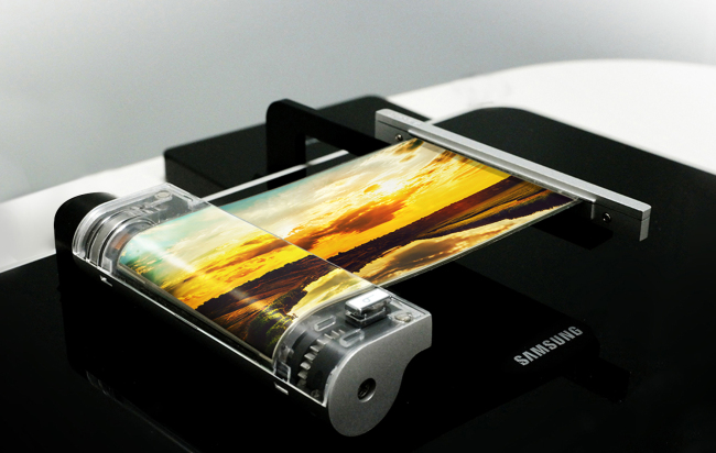 Samsung-rollable-display