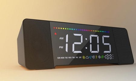 Sandman-Doppler-smart-alarm-clock-information-hub