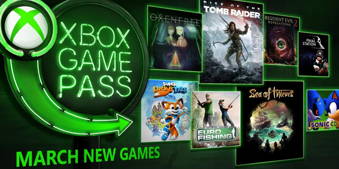 Xbox-Game-Pass-march