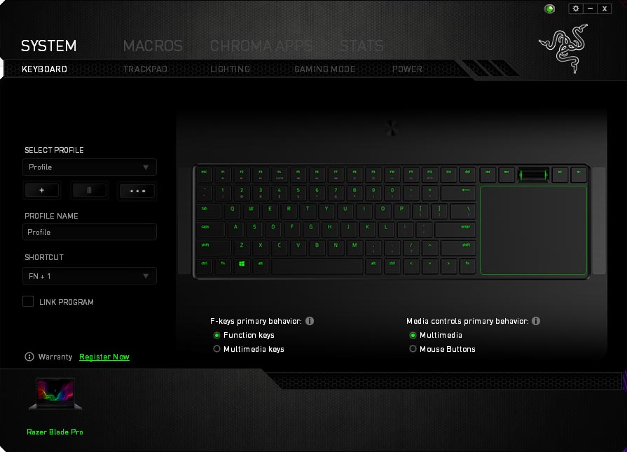 http://www.razerzone.com/chroma/workshop