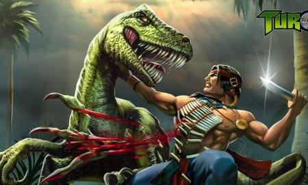 Turok makes his way to Xbox.
