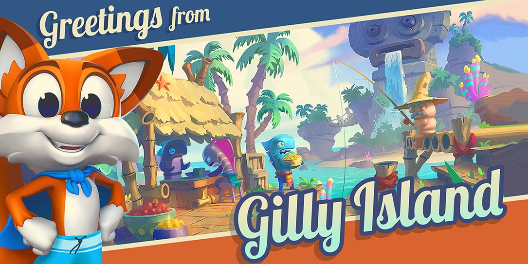super-luckys-tale-gilly-island