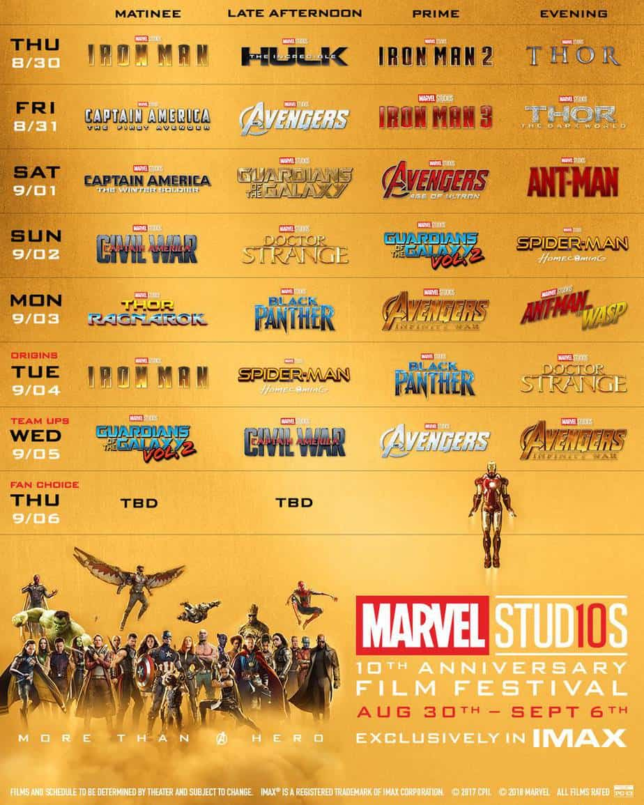 MCU-movie-marathon-IMAX-schedule