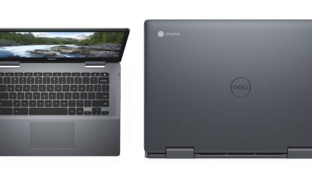 Dell's new 2-in-1 Chromebook was just announced at IFA.