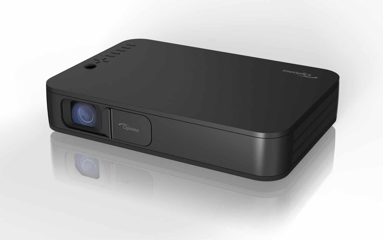 Optoma-LH150-projector