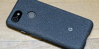 Google-Pixel-3-Fabric-Phone-Case-01-review-box