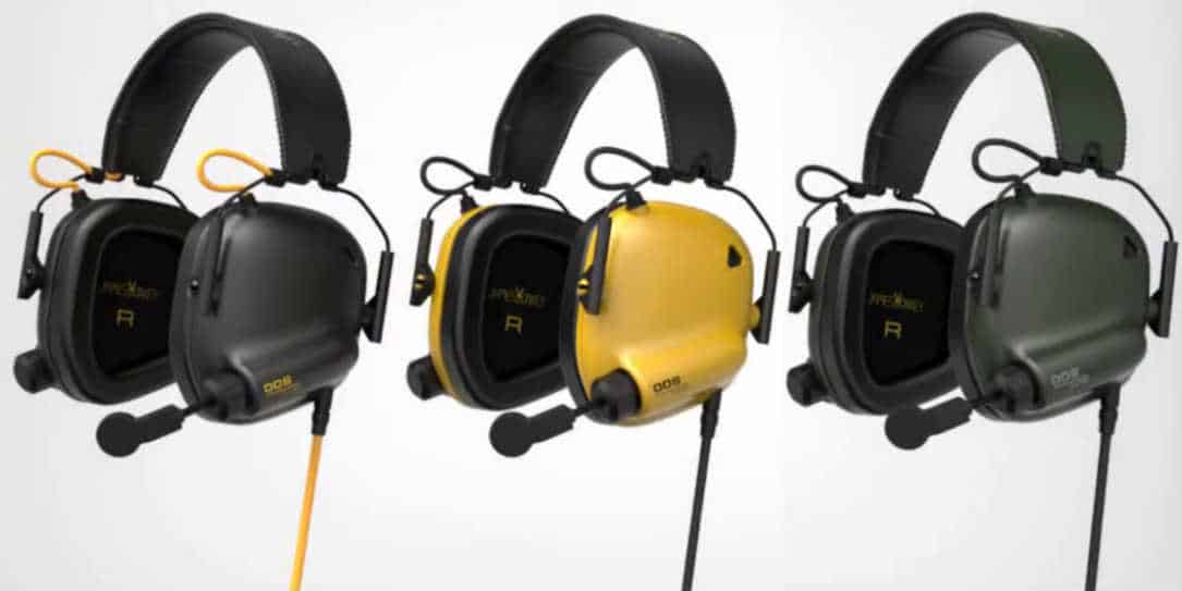 Tactical Master Gaming Headset FI
