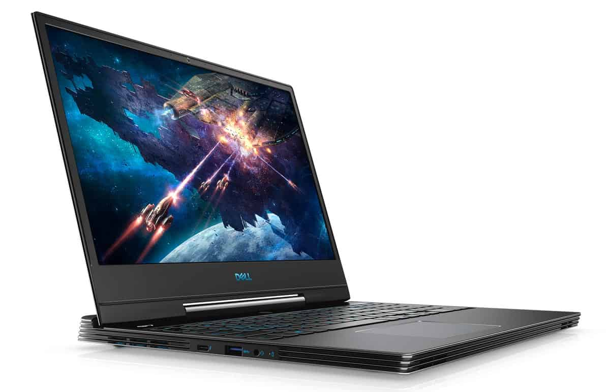The Dell G7 15 gaming laptop.