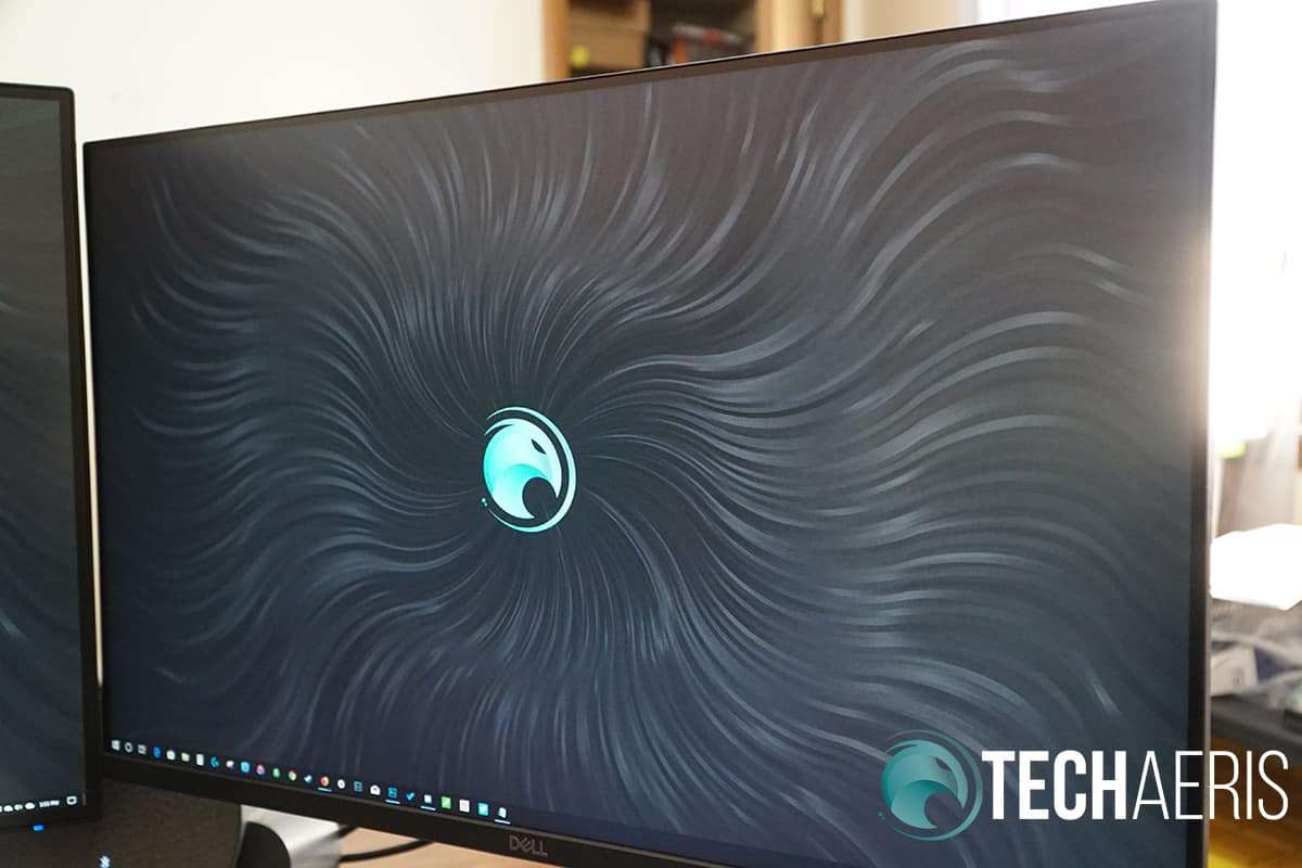 Dell P2719H review monitor