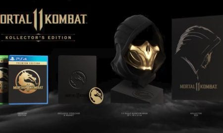 Mortal Kombat 11 to feature full-sized Scorpion Mask.