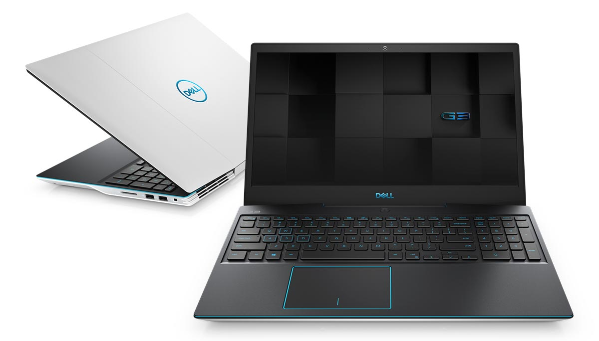 The Dell G3 15 Gaming Laptop.