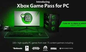 Xbox Game Pass for PC banner