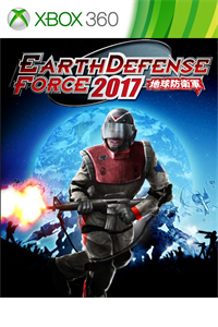 Earth Defense Force 2017 game cover