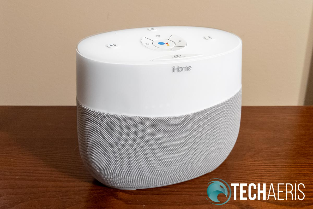 While decent in build quality, design, and audio, the iHome iGV1 is a bit pricey for what you get.
