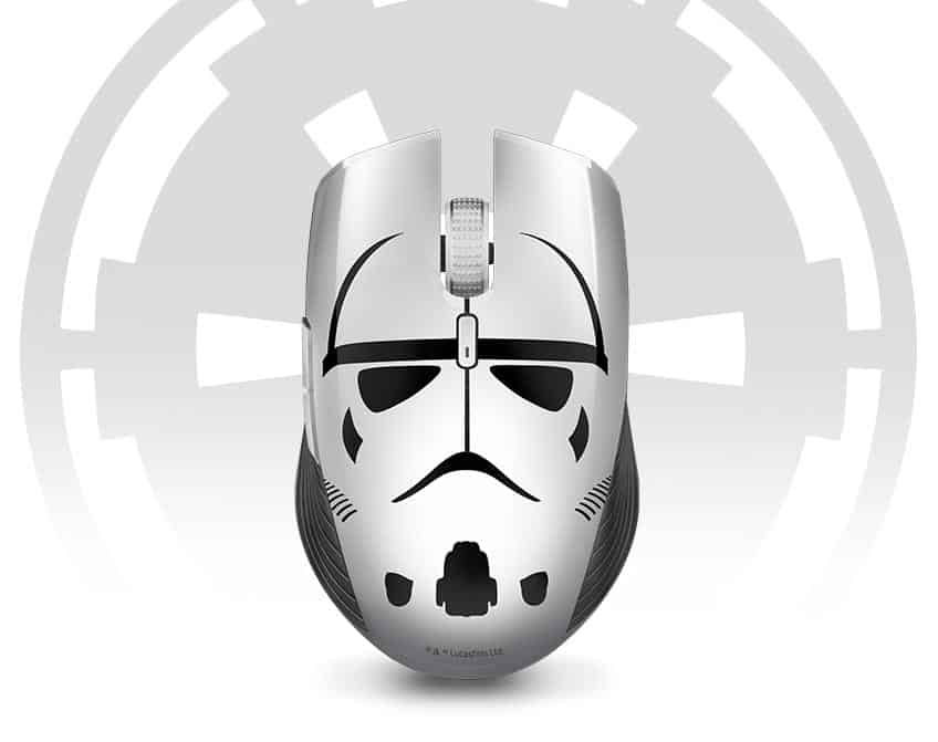 The Razer Atheris Stormtrooper Edition